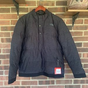 NWT The North Face down filled jacket Men's L